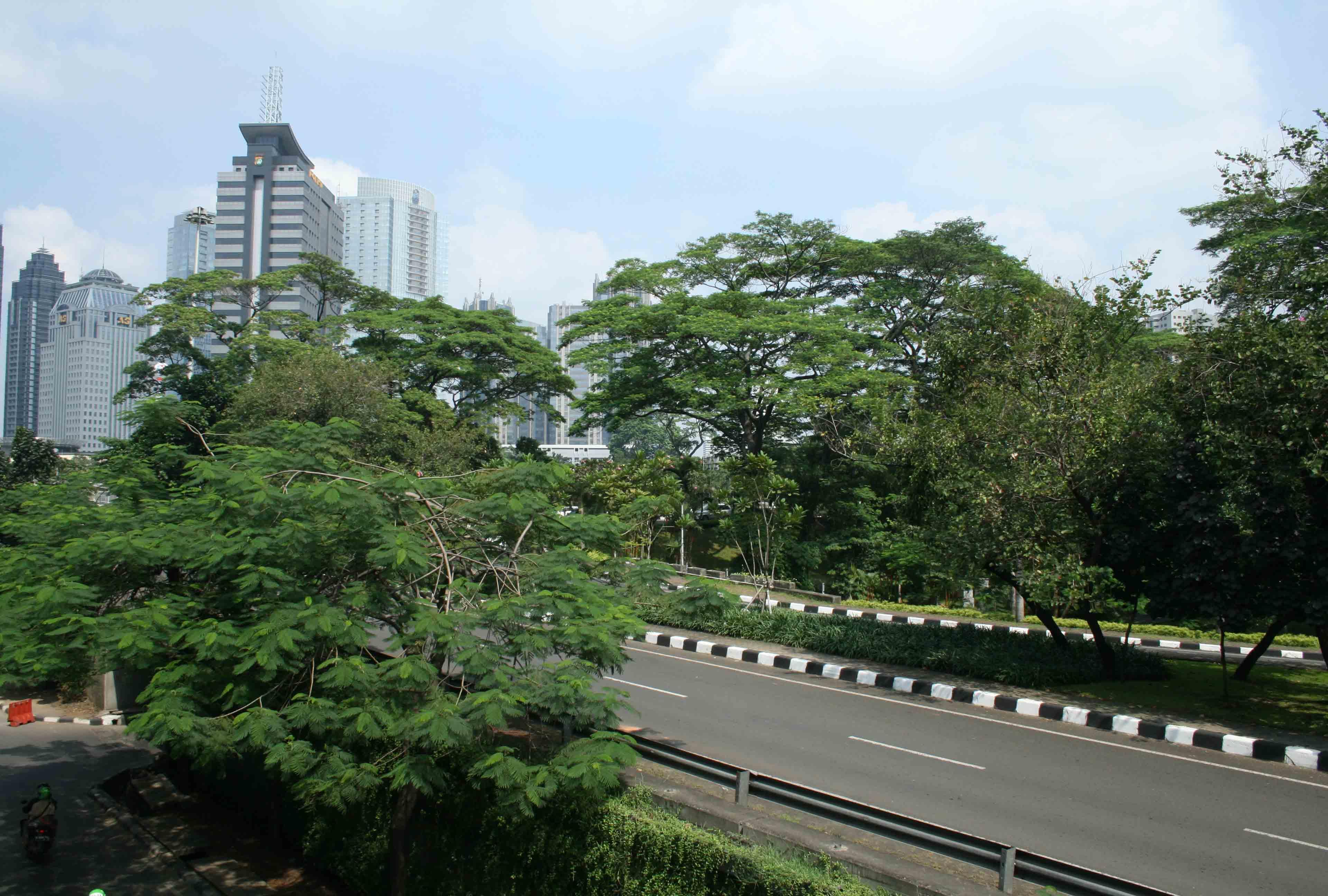 Vue de Jakarta