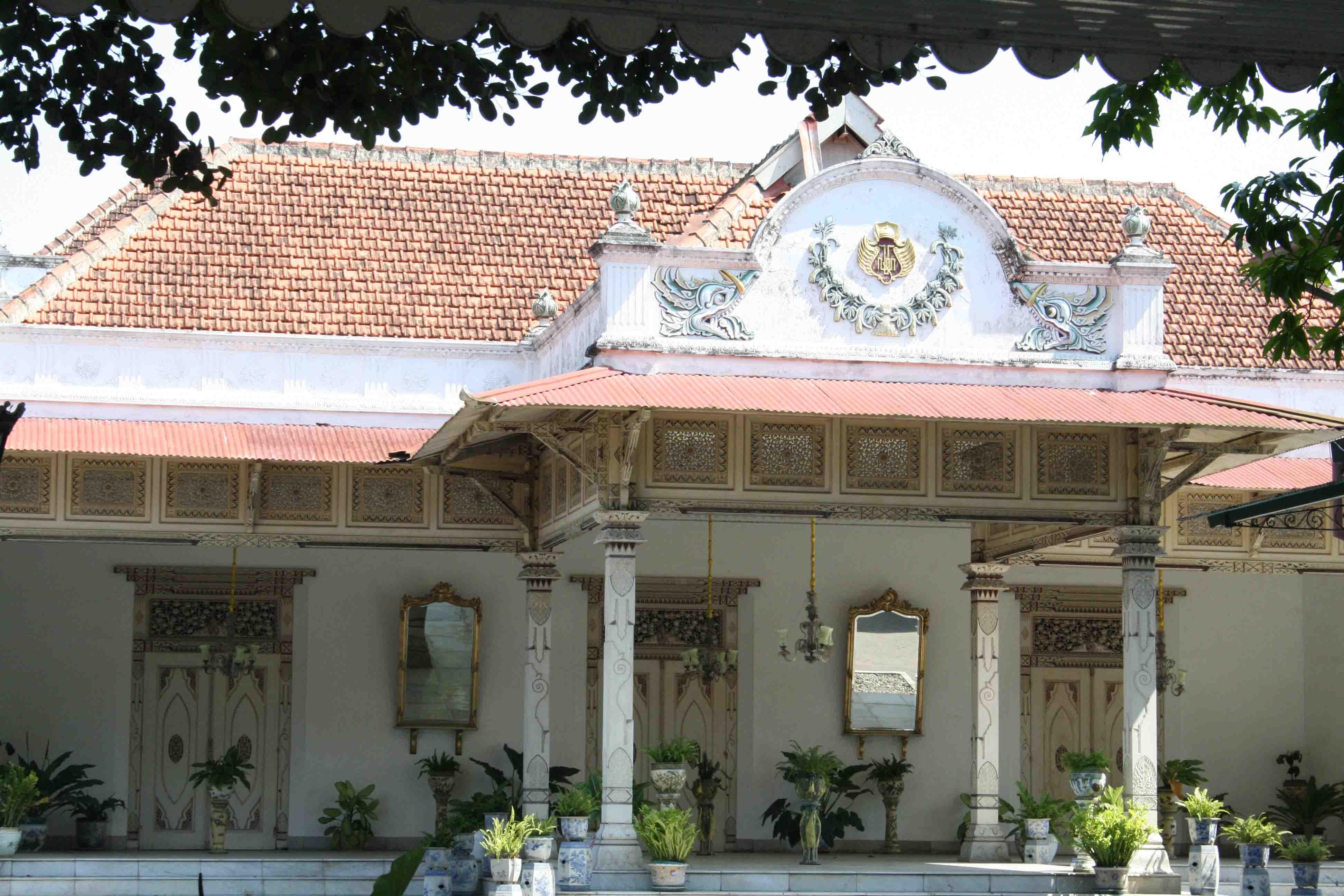 Le palais du sultan