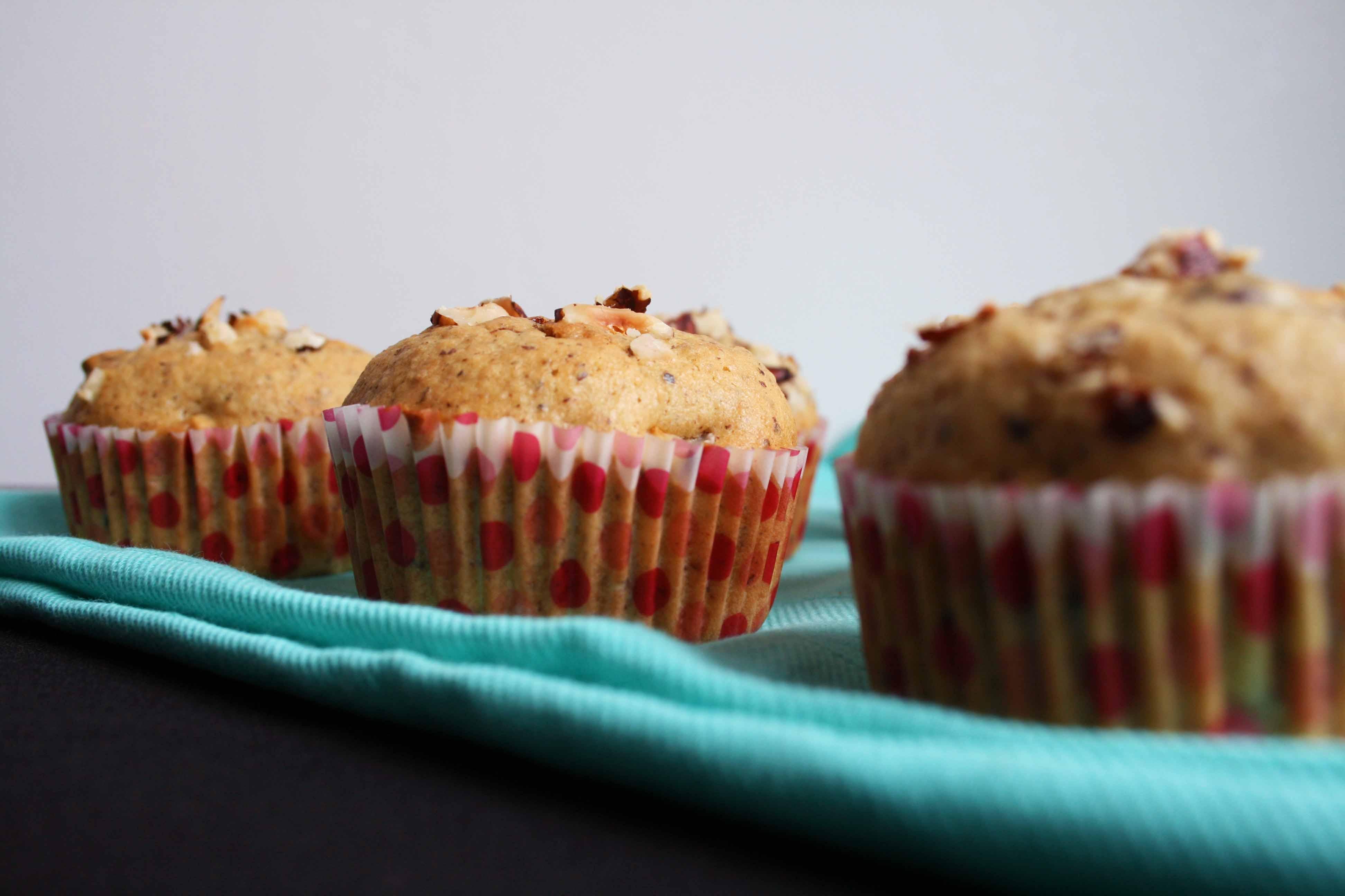 Muffins au coeur fondant
