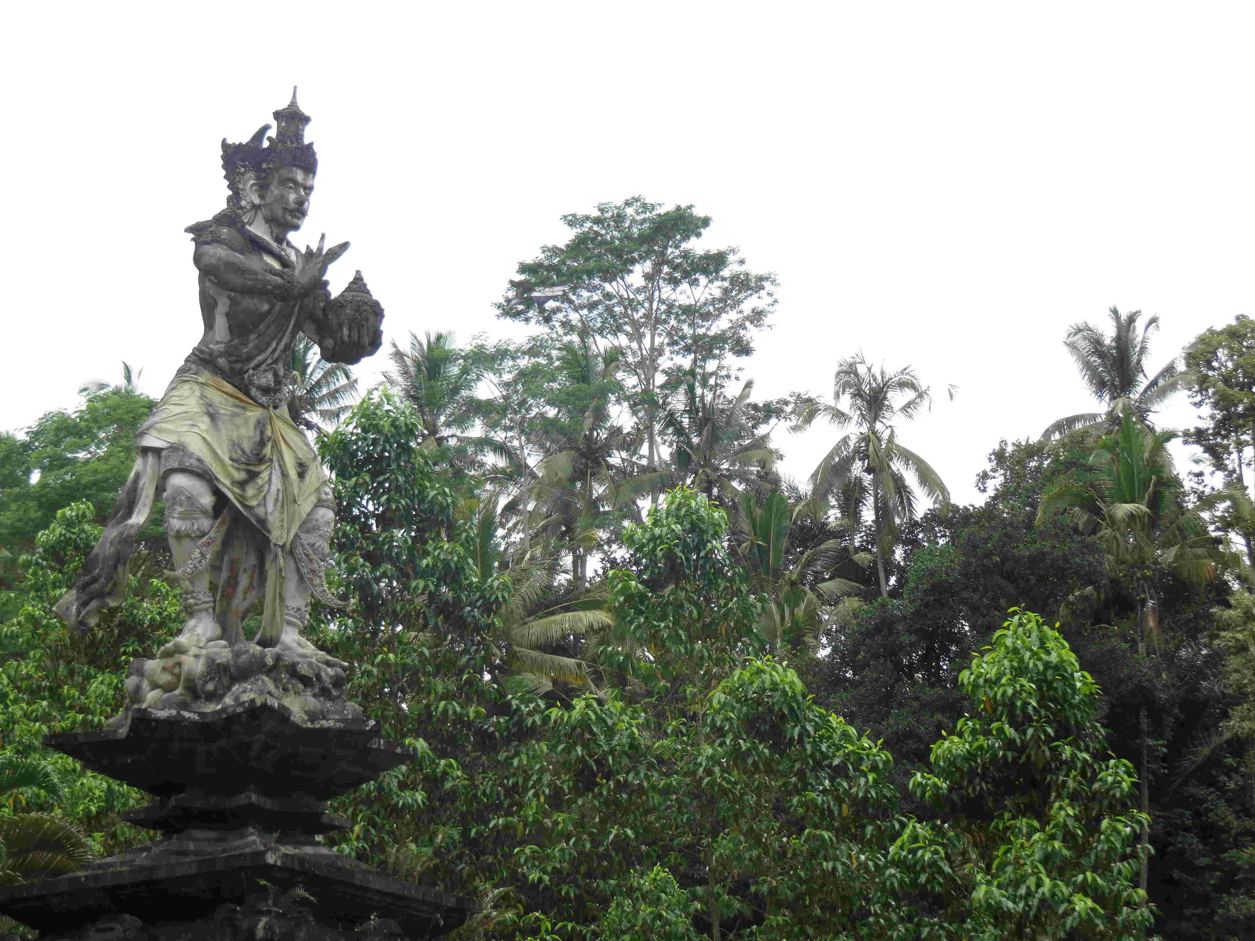 Tirta Empul in Ubud