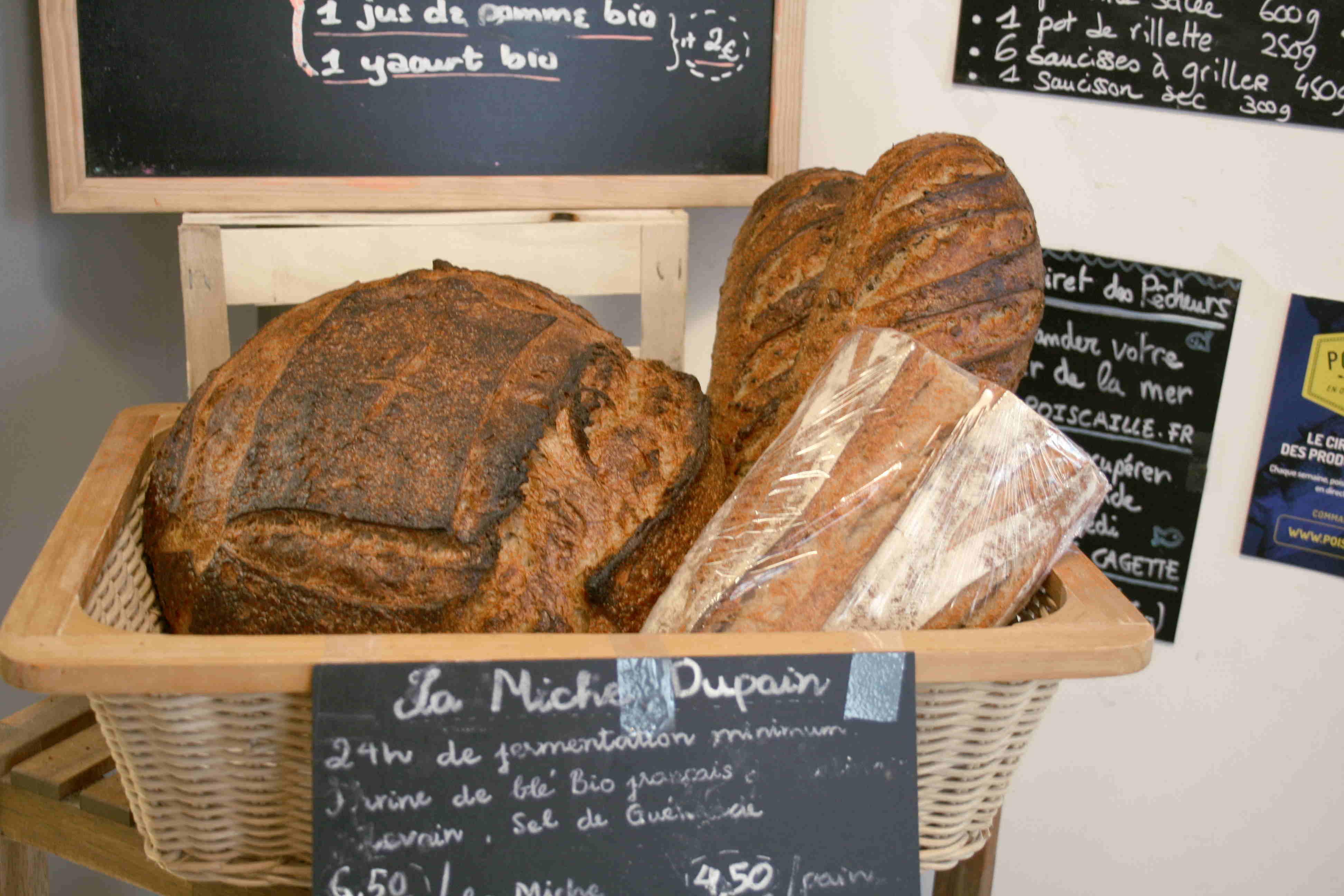 Bread bio