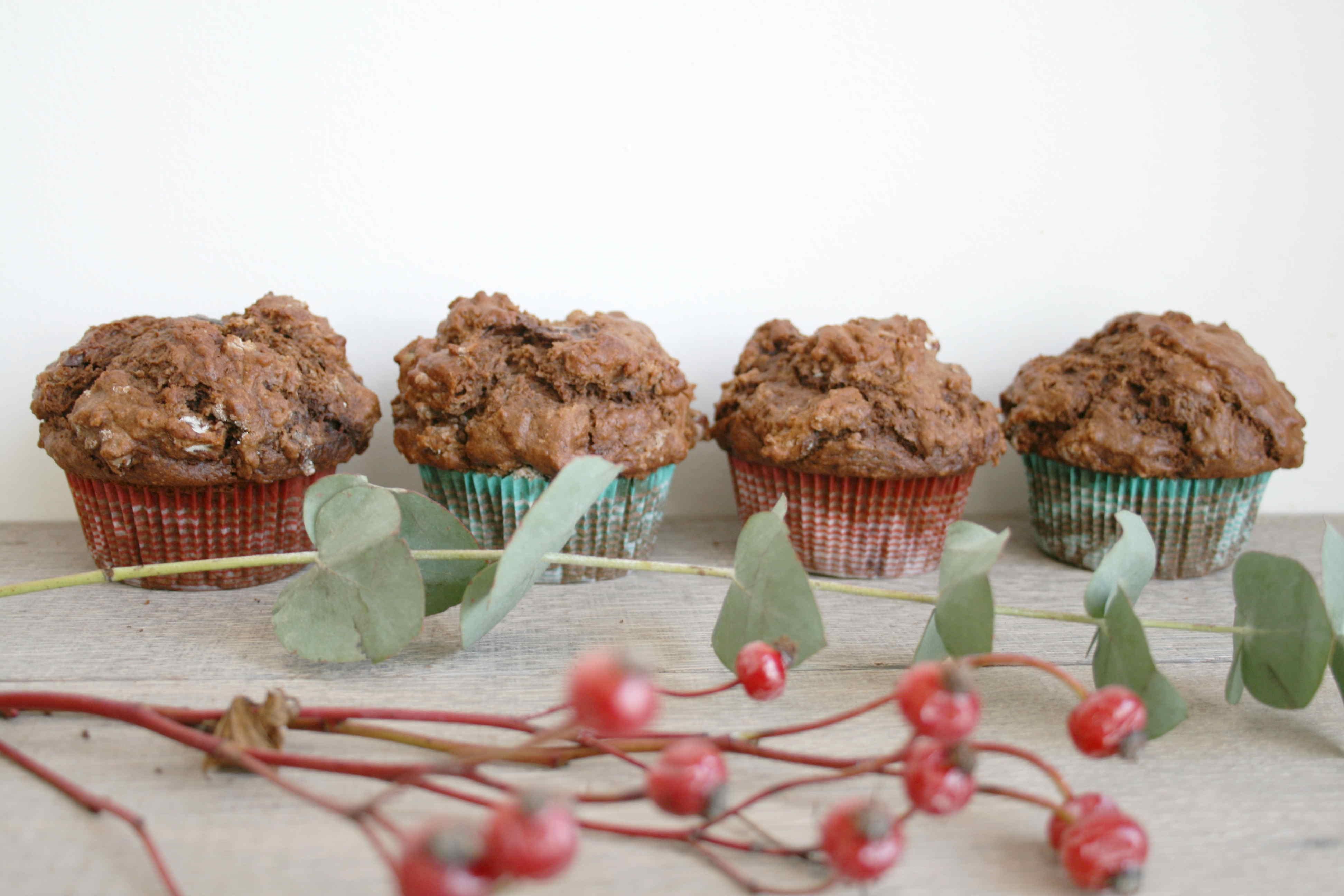 Ligne de muffins