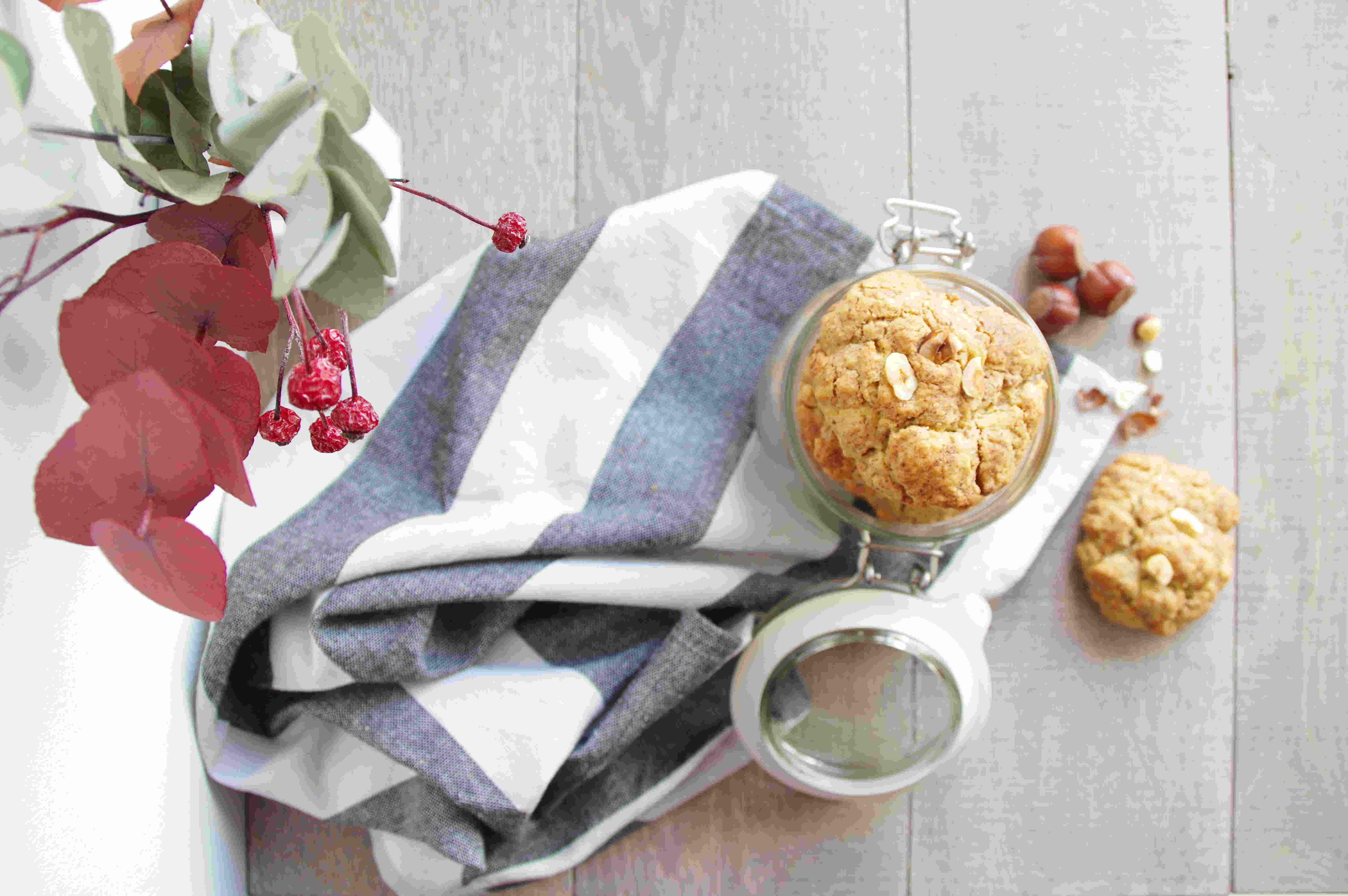 Cookies au praliné