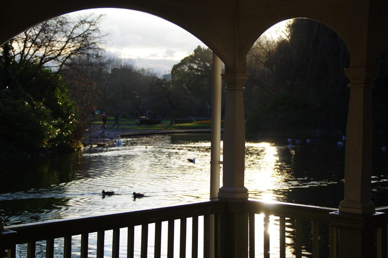 Park in Dublin