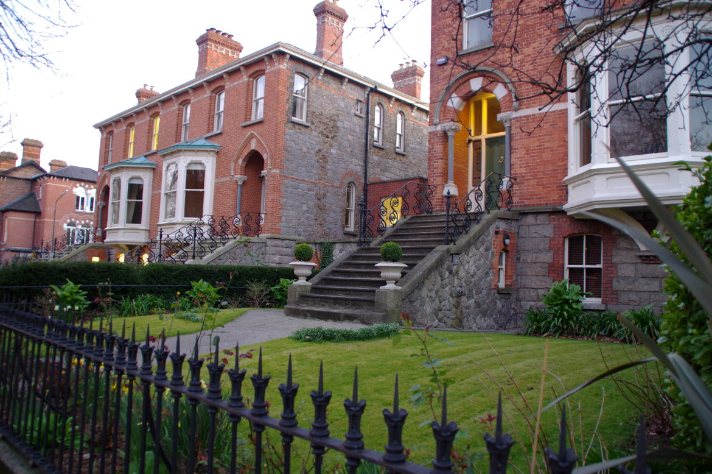 Les jardins de Dublin