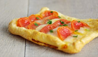 Tartelette Tomate cerise & Mozzarella