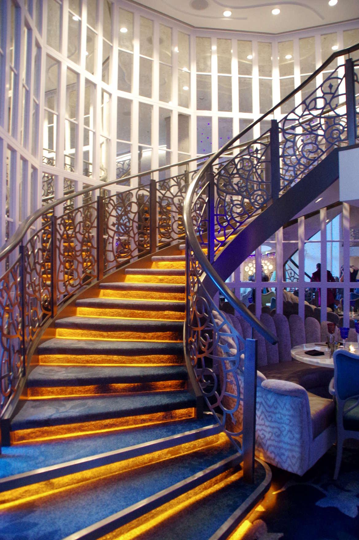 Stairs at Wonderland