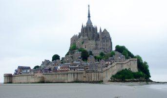 Challenge au Mont Saint Michel