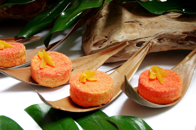 Dessert au plaza athenee
