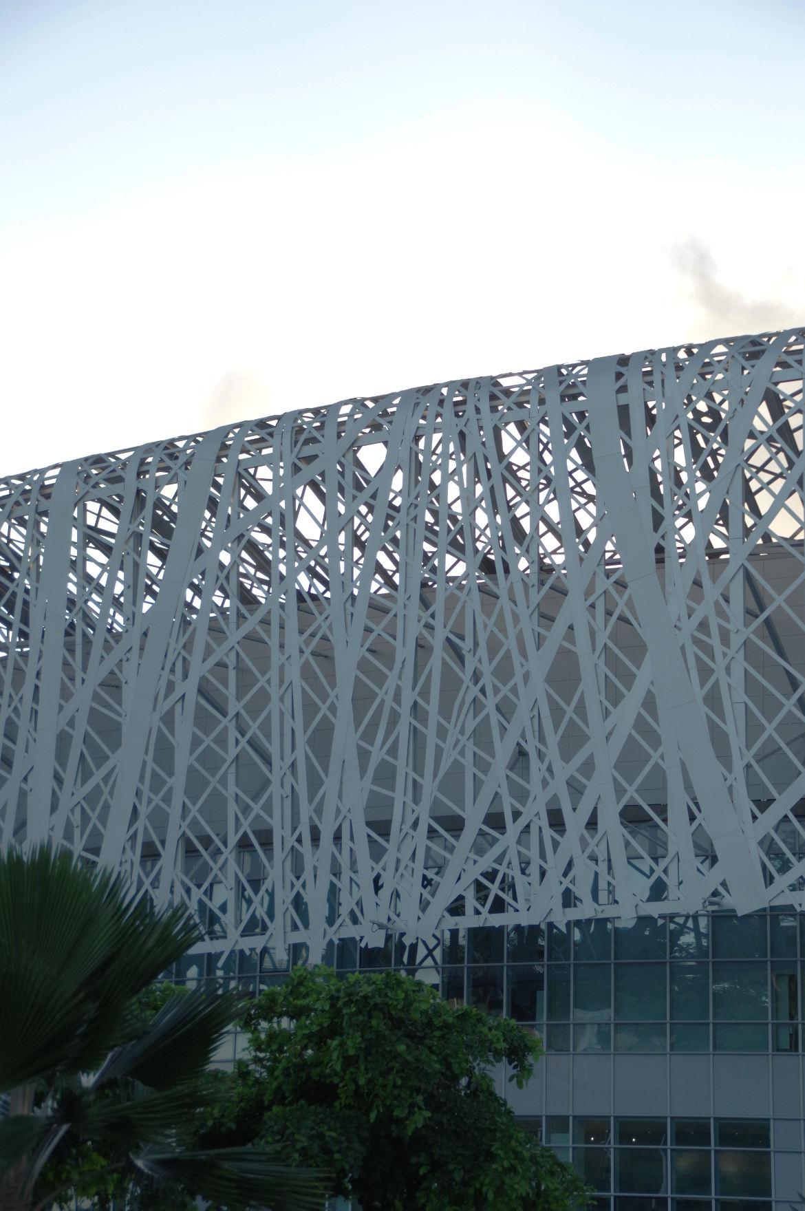 L'architecture du memorial acte