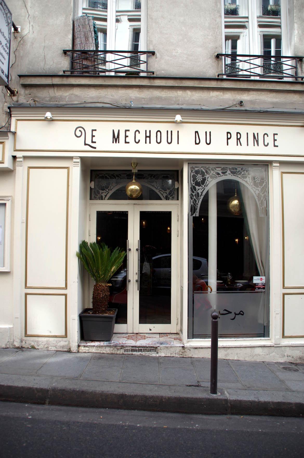 Le Méchoui du Prince