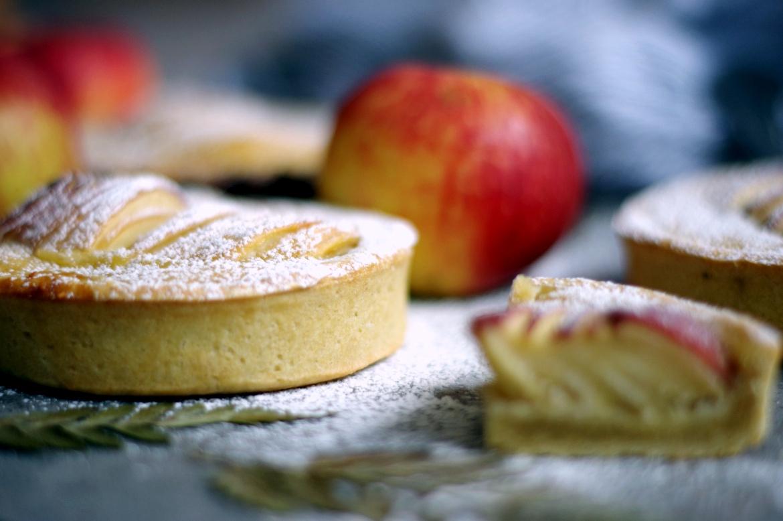 Tartelette pomme amande