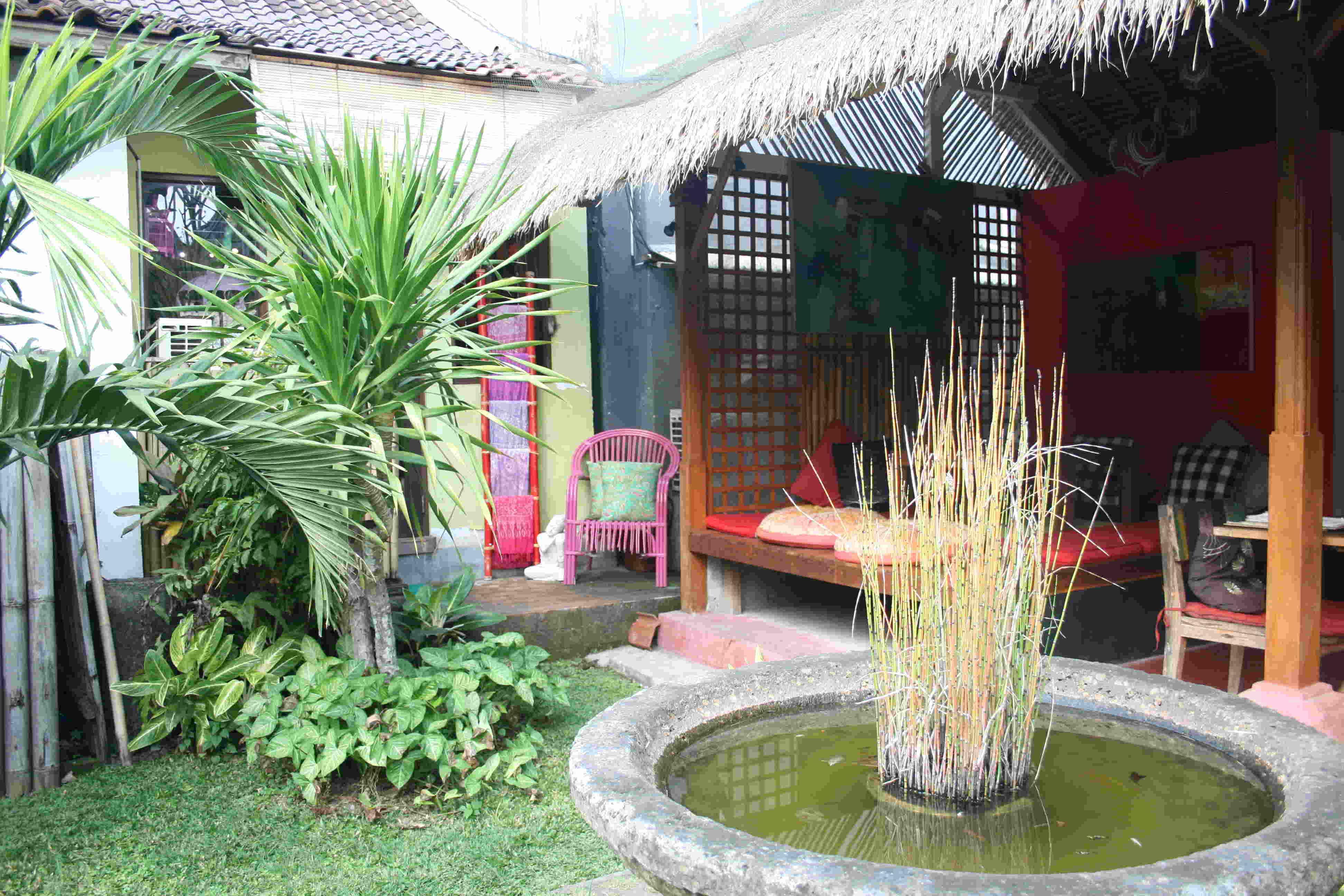 Ubud ans its restaurants