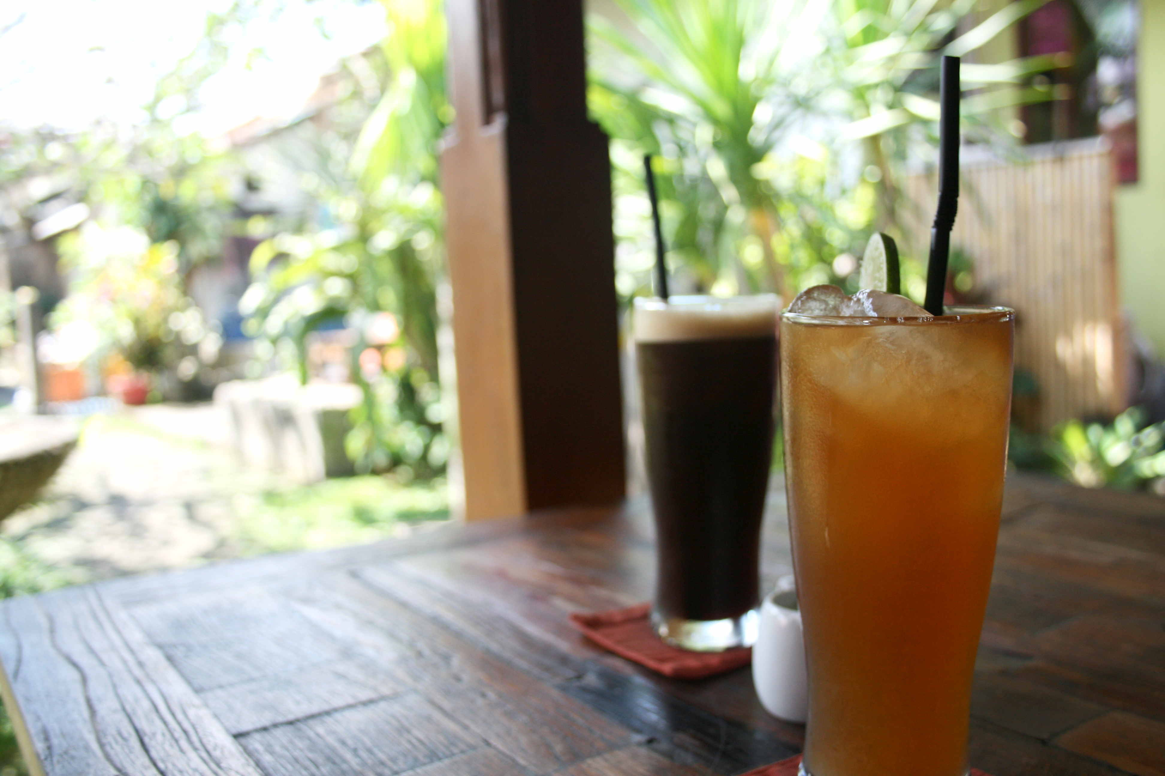 Bali's Cocktails