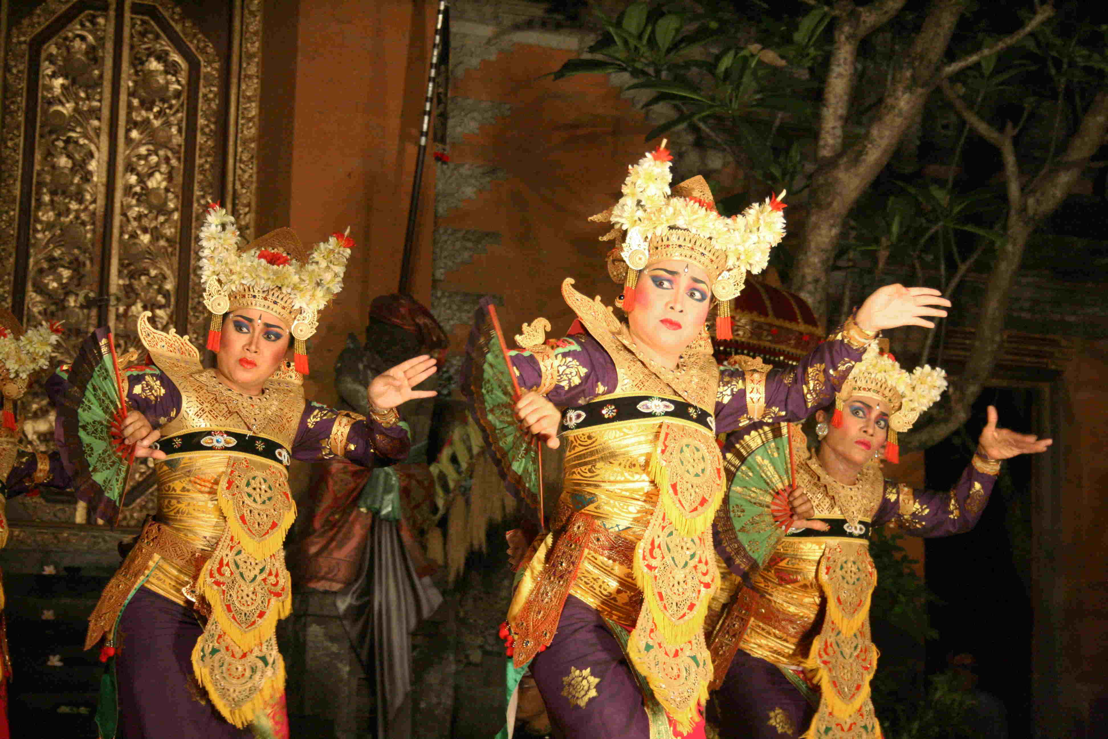 balinese show