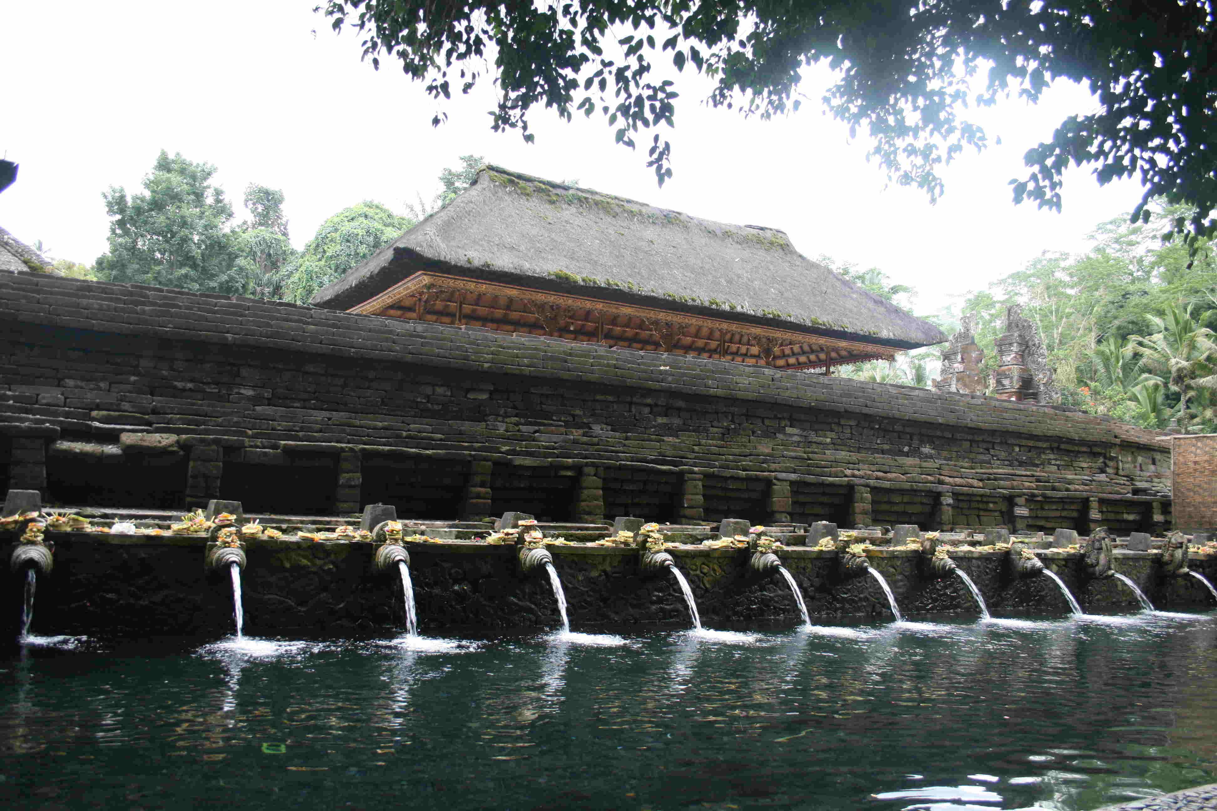 Bath in Ubud