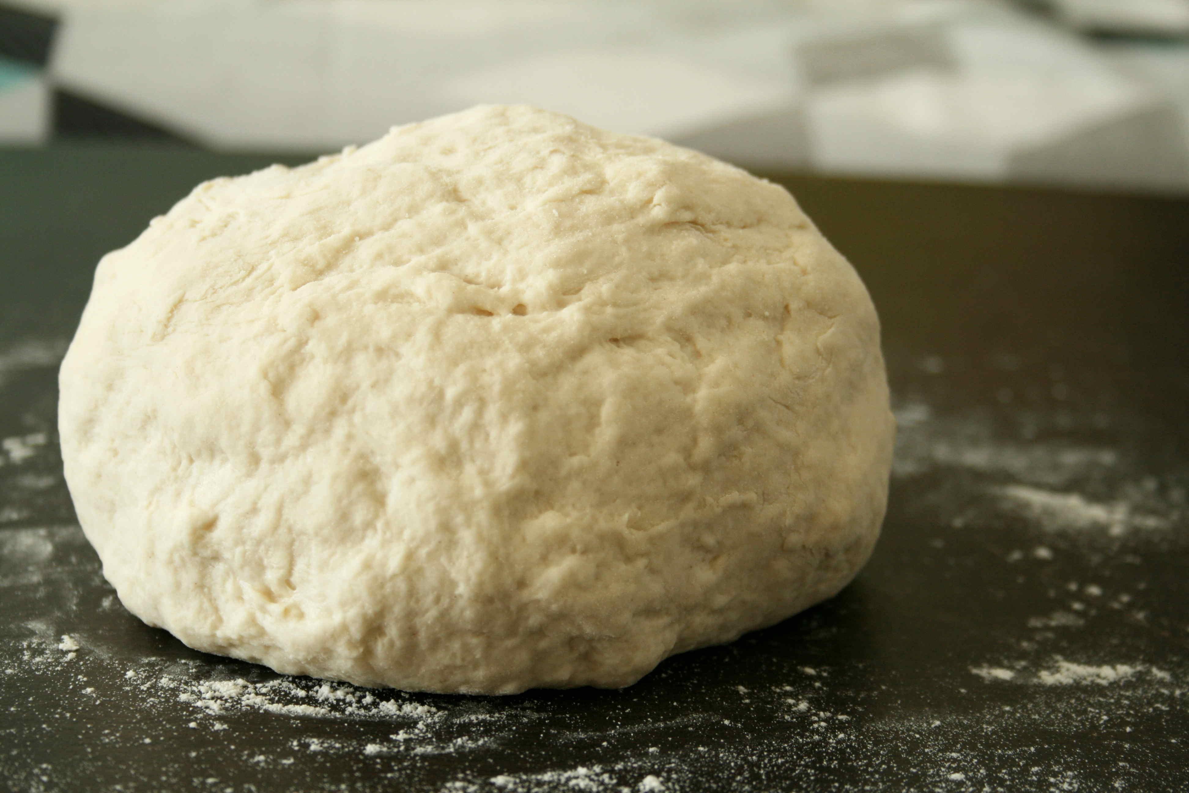 La pâte à jiaozi