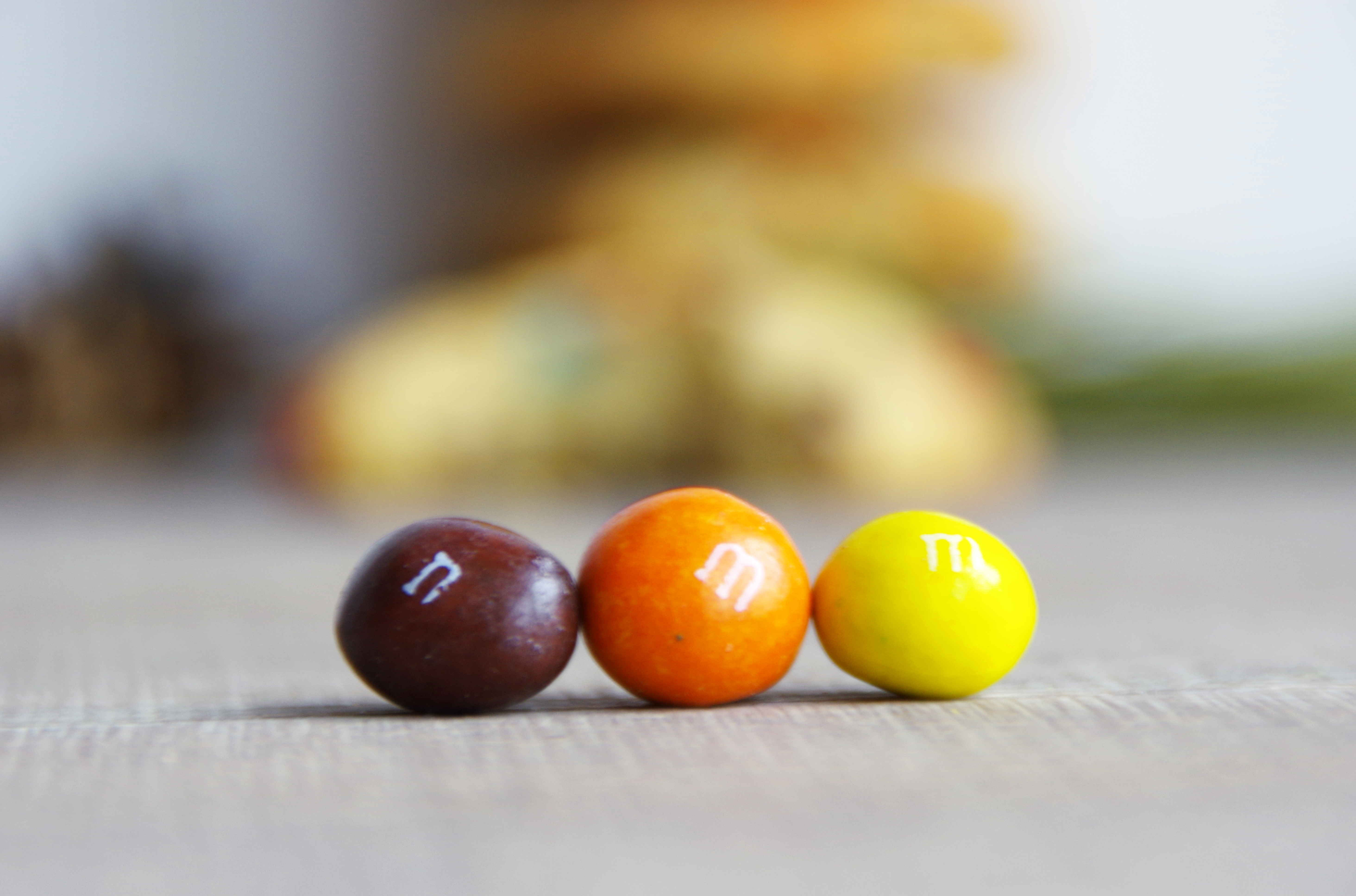 Triple M&M's for cookies