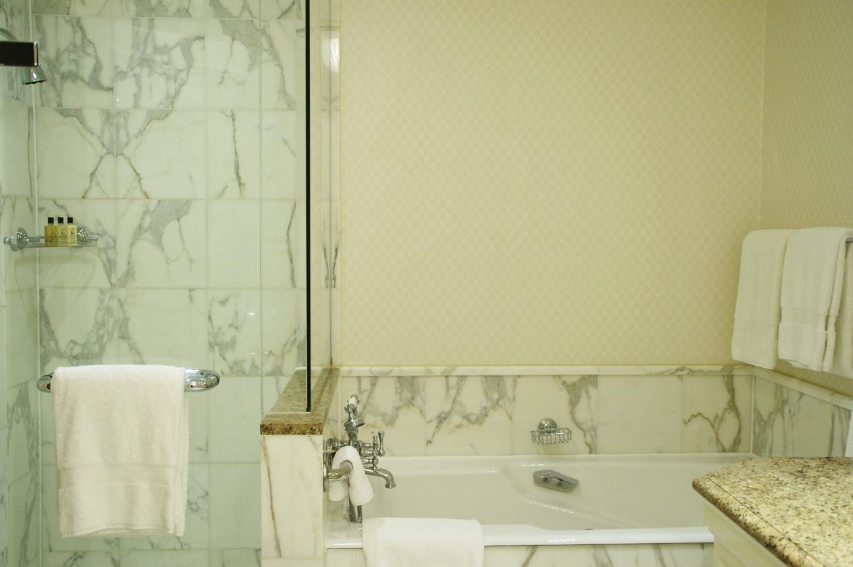 Bathroom at Intercontinental