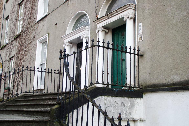 Les portes à Dublin