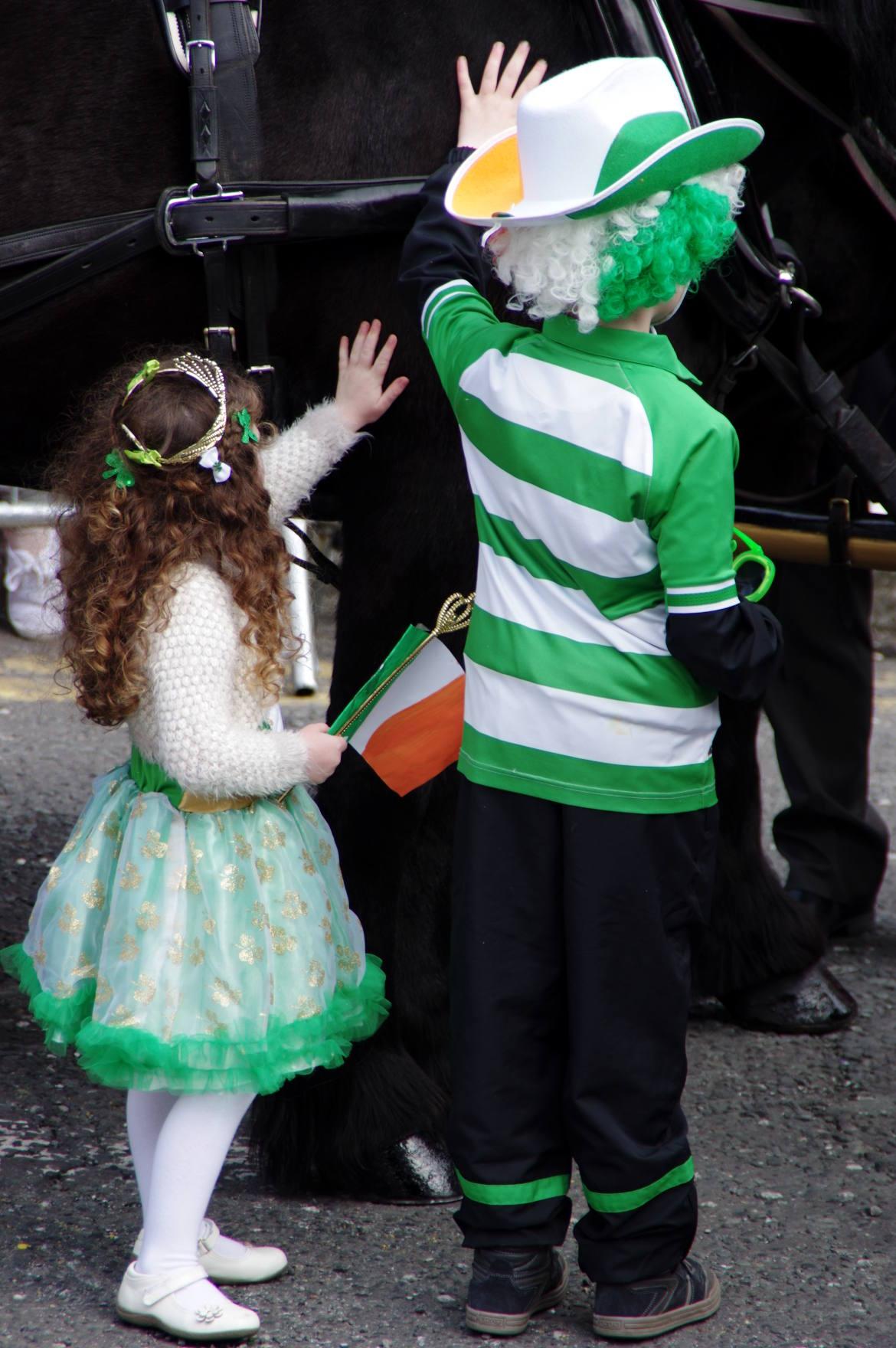 Princess in Ireland
