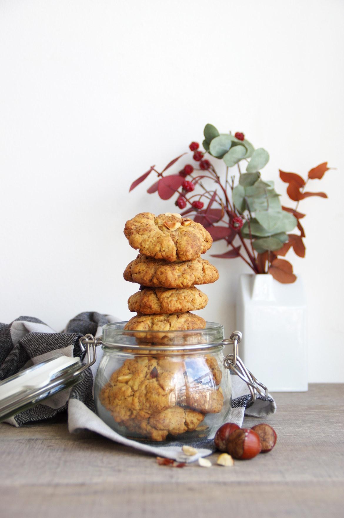 Cookie au praliné