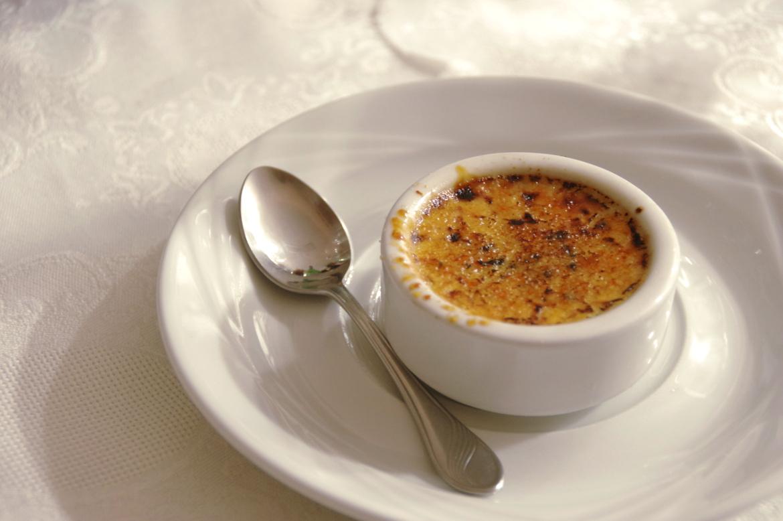 Dessert à la table de lena