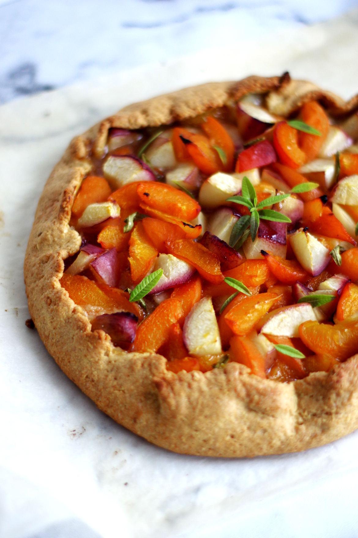 Abricot nectarine