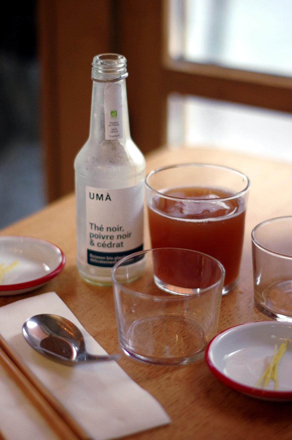 The glace UMA