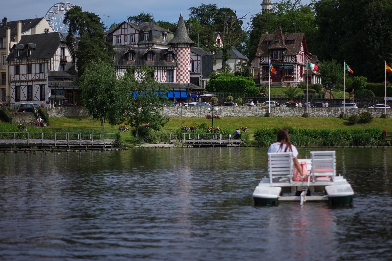 Pedal'eau Bagnoles