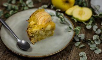 Gâteau aux Pommes à la Mijoteuse Crock-Pot